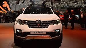 renault alaskan 2017 renault alaskan pickup goes on sale in europe this september
