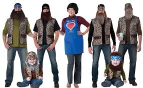Duck Dynasty Halloween Costumes 10 Halloween Costumes 2017