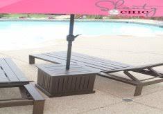Patio Umbrella And Stand by Side Patio Umbrella Umbrella Stand Side Table Home Design Photo