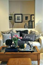 how to decorate an accent table living room coffee table idea black coffee table decor ideas accent