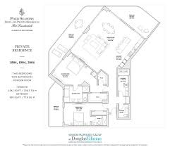 77 hudson floor plans four seasons private residences fort lauderdale floor plans luxury