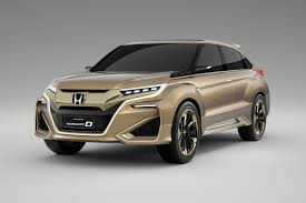 honda suv 2016 shanghai auto show 2015 honda concept d unveiled previews china