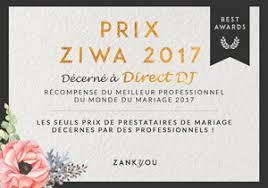 prix dj mariage meilleur dj mariage 2017 selon zankyou direct dj