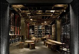 sophisticated ame restaurant design in toronto