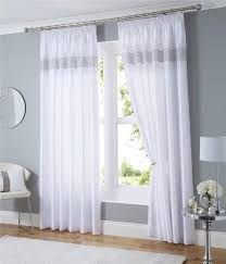 Curtains White And Grey Fabulous White And Silver Curtains And Pencil Pleat Lined Curtains