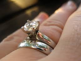 my wedding band new starlight diamond rings my wedding band looks like this it