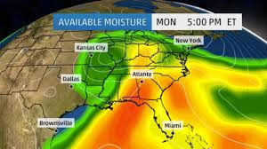 Weather Map Ohio by Tornadoes And Flooding Rain Hit The South Midwest Christmas Week