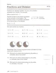 5th grade at sage hills 7 2 math homework fractions and division