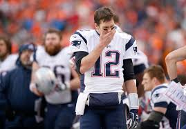 Brady Crying Meme - why was tom brady booed before the super bowl football fans haven t