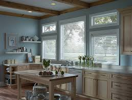 Kitchen Shutter Blinds Classic Window Coverings Custom Shutters Blinds And Shades