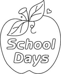 Coloring Page Of A School School Coloring Pages School Coloring Sheets Online School by Coloring Page Of A School