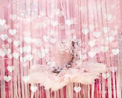 Ballerina Nursery Decor Ballerina Tutu Dress Pink Hearts Ballet Tutu Baby