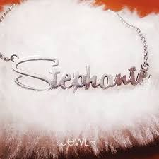 get name necklace 50 best custom name necklace images on name necklace