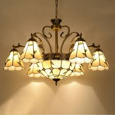 Indoor Chandeliers Pastoral Style Chandeliers Mediterranean Color Indoor Chandelier