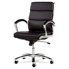 Swivel Chair Wheels by Rainier Brown Swivel Chair With Arm Rest And Adjustable Height For