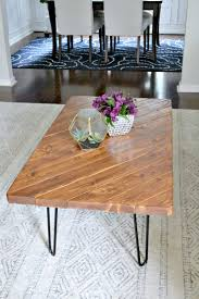 Diy Coffee Tables My 15 Minute Diy Coffee Table U2013 The Ugly Duckling House