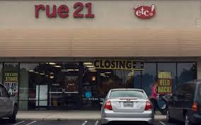 fast fashion retailer rue21 pulling plug on one of two tri city