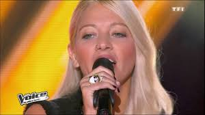 The Voice Blind Auditions 2013 The Voice 2013 Stéfania Rizou Skyfall Adèle Blind Audition