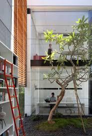 Indoor Garden by Indoor Garden On Modern Haifa House Interior Design