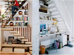 Under Stairs Shelves by Wooden Stair Step Shelf Cool Enchanting Under Stairs Shelves Stair
