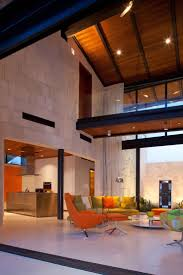 Orange And Blue Home Decor 171 Best Orange Interiors Images On Pinterest Orange Walls