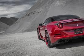Ferrari California Coupe - exclusive fabspeed novitec n largo ferrari california t