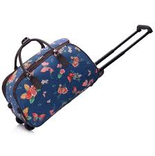 Vermont traveling suitcase images Ladies fashion designer large size quality butterfly luggage jpg