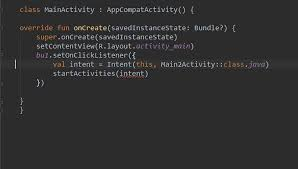 startactivity android i some problems when i write intent activity in android