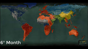 China Usa Map by Usa Russia China India Vs The Rest Of The World Youtube