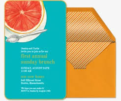 brunch invitation ideas breakfast brunch evite