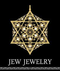 golden luxury pendant david with rich filigree ornaments and