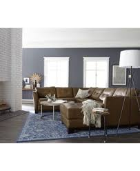 Apartment Sectional Sofa With Chaise Wonderful Leather Sectional Sofa Chaise With Martino Leather