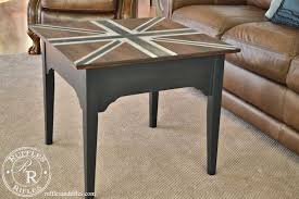 Union Jack Dining Chair Union Jack Coffee Table
