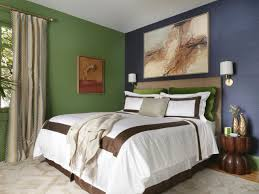 painting accent walls in bedroom u2014 color trendy painting