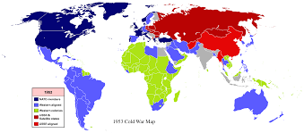 Post Ww1 Map Newsela Politics After Wwii And Cold War Tensions