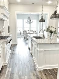 what floor goes best with white cabinets 40 house floors ideas house flooring kitchen