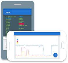 mobile console application mobile cloud console cloud
