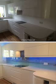 Kitchen Tiled Splashback Ideas 132 Best Salpicaderos En Vidrio Images On Pinterest Glass