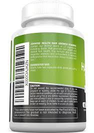 Hair Loss Vitamin Deficiency Amazon Com Hair Growth Vitamins Supplement 5000 Mcg Biotin