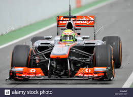 mercedes mex sergio perez mex mclaren mercedes mp4 28 during formula one
