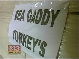 bea gaddy preparing thanksgiving dinner for needy cbs baltimore