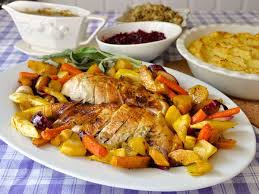 Thanksgiving Traditional Meal 40 Great Canadian Thanksgiving Recipes Food Network Canada