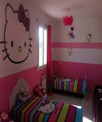 chambre fille hello gallery of idee d co chambre fille d coration enfant hello