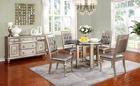 transitional dining table and chairs style room tables furniture