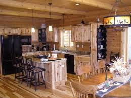 Hickory Wood Kitchen Cabinets Best 25 Rustic Hickory Cabinets Ideas On Pinterest Hickory