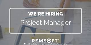 Interior Project Manager Jobs Remsoft Remsoftinc Twitter