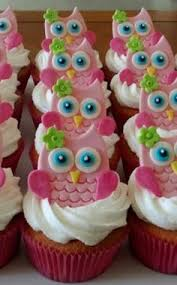 owl cupcakes animals owls pinterest owl cake and owl cakes