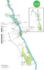 map of columbia south carolina see updated map of riverwalk system wistv columbia south