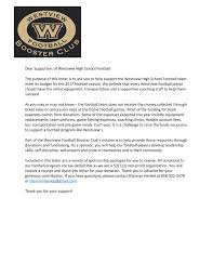 501 C 3 Donation Receipt Sponsorship U2013 Wolverine Football Insider