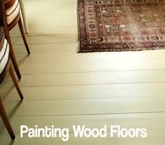 How Do You Polyurethane Hardwood Floors - painted wood floors everything you need to know